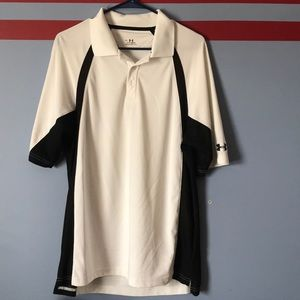 Under Armour Men's Golf Shirt. Size M